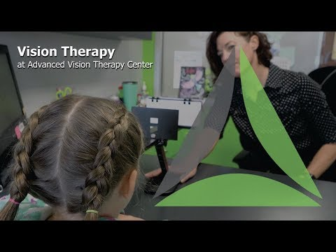 Vision Therapy At Advanced Vision Therapy Center