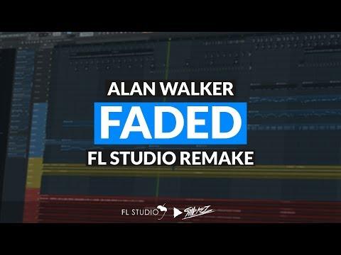 Alan Walker - Faded (FL Studio Remake) [FREE FLP]