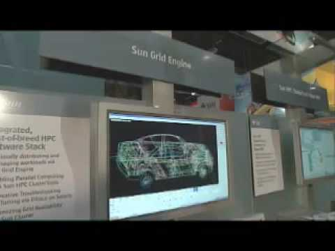 Sun Grid Engine Demo at SC07