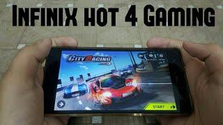 Infinix Hot 4 Camera & Gaming   Review By Hamza