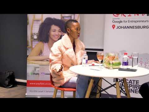 Startup Grind Johannesburg hosts McLean Sibanda