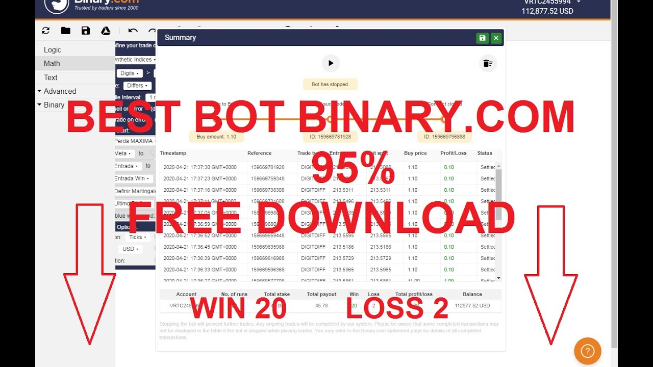 Free binary options bot mineral bitcoins android
