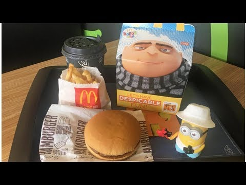 McDonald's is planning new 'healthy' Happy Meal as it scraps cheeseburgers