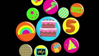 Happy birthday Nickelodeon Greece!