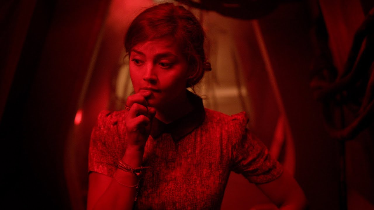 Red Flashing Light - Journey to the Centre of the TARDIS