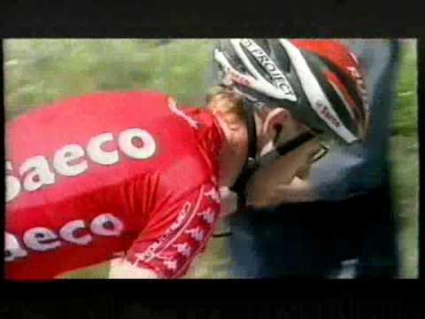 San Vendemiano-Falzes Giro d'Italia 2004: Cunego's masterpiece