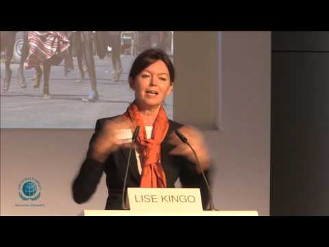 DGCN | GC +15 Europe | Impulse speaker Lise Kingo (Executive Director, UN Global Compact)