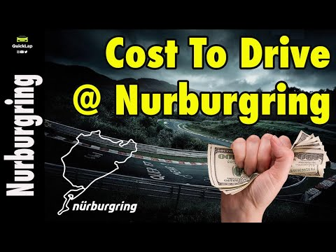 Nurburgring - What Does it Cost?