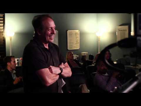 Eric Kline teaching at the film actors workshop