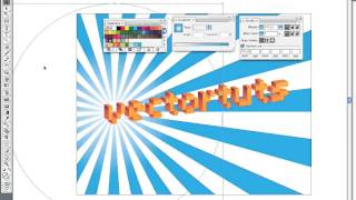 Create a Vibrant 3D Pixel Type Treatment - Screencast