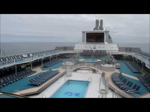 SUN PRINCESS TOUR