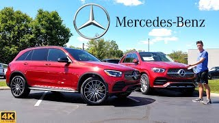 BENZ BATTLE! -- 2020 Mercedes GLE vs. 2020 Mercedes GLC: Comparison