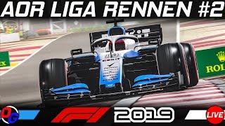 F1 2019 AOR Rennen #2: Sakhir, Bahrain GP | Season 18 | Formel 1 2019 Livestream German