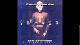 Slayer - Stain Of Mind (Diabolus In Musica Album) (Subtitulos Español)