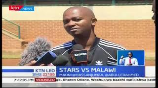 Timu ya taifa ya Harambee Stars kupambana na Malawi katika mechi ya kirafiki | KTN Leo