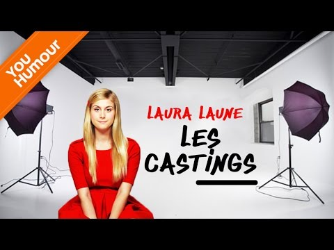 LAURA LAUNE - Les castings