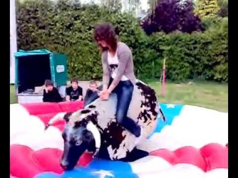 Leanne on a Toros