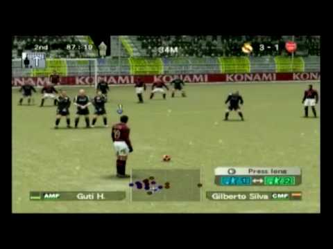 Pro Evolution Soccer 5 - Arsenal vs Real Madrid 2/2