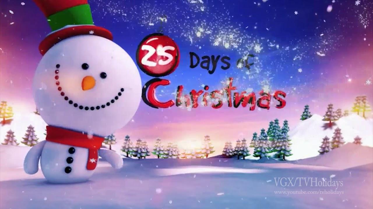disney junior hd us christmas advert 2017 25 days of christmas