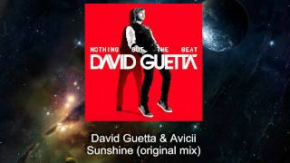 David Guetta & Avicii - Sunshine (original mix)