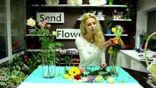 Как выбрать свежие цветы. Часть 2. Тюльпаны, герберы и др.(Как выбрать свежие цветы в магазине, чтобы они долго радовали вас, ваших родных и близких. Практические..., 2013-10-29T18:51:01.000Z)