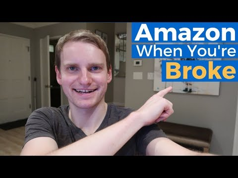 Here's $6,000 For Your Amazon Business (For Broke Beginners)