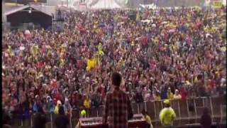 Scouting for Girls - Heartbeat   Live @ T in the Park 2010 (HQ)