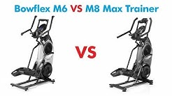 Bowflex Max Trainer M6 vs M8 Comparison - Which is Best For You?