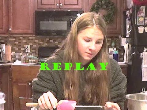Replay - Holidays in Maryland & Bake Away With Mady!