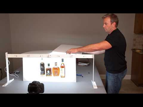 MyStudio US31 photo lightbox promotional video - music only