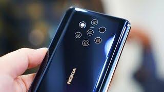 MWC 2019: Nokia 9 PureView, Nubia Alpha i szczoteczka do zębów z AI - Mobzilla Flesz odc. 40