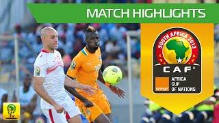 Côte d'Ivoire - Tunisie   CAN Orange 2013   26.01.2013