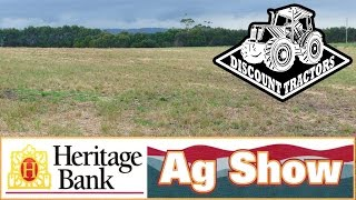 Discount Tractors at Heritage Bank Ag Show, Toowoomba, QLD