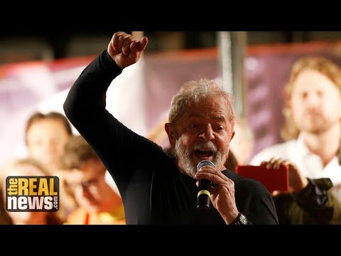 Under Threat of Military Coup, Brazil's Supreme Court Sends Lula to Prison