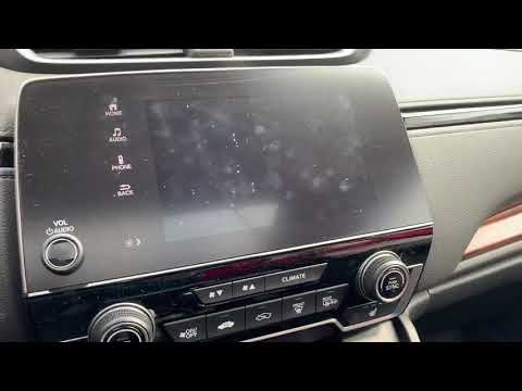 Honda CR-V and Android Auto