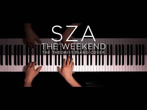 SZA - The Weekend | The Theorist Piano Cover