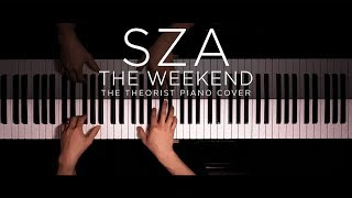 Sza The Weekend The Theorist Piano Cover.mp3