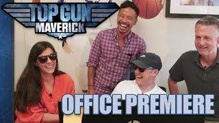 'Top Gun: Maverick' Trailer Reaction   Office Premieres   The Ringer