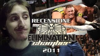 Recensione WWE Elimination Chamber 2011