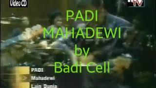 Padi - Mahadewi original klip Karaoke no vocal