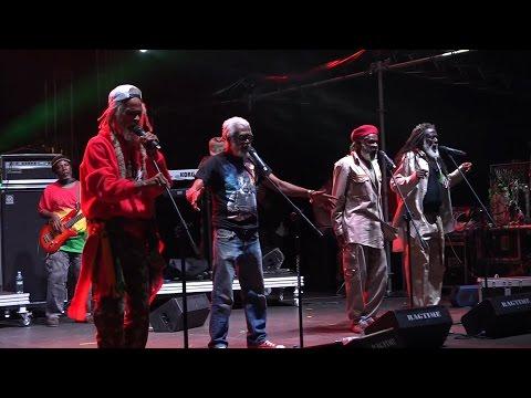 THE CONGOS (Jam.)- Live @ Bielawa Reggae Festiwal 2016