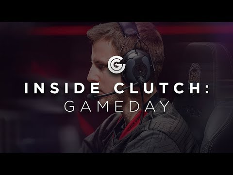 Behind The Scenes: Clutch Gaming Game Day