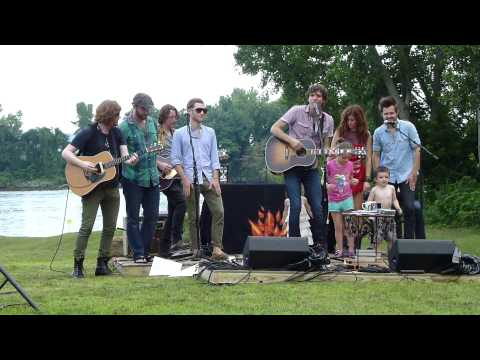 Stephen Kellogg - See You Later See You Soon - SK Family BBQ - 07132013