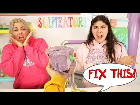 FIX THIS SLIME CHALLENGE! Slimeatory #585