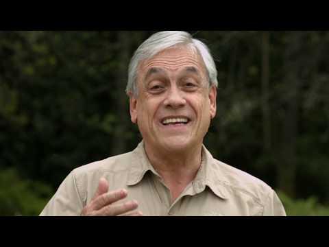 Saludo Tantauco Sebastián Piñera