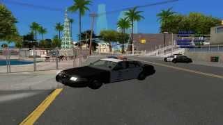 [GTA SA] Police Siren Mod