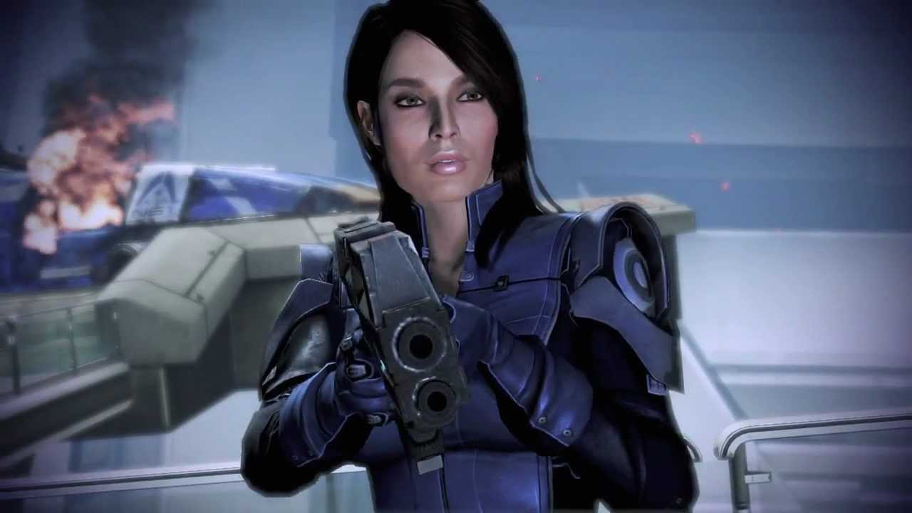 mass effect paragon lost kamille