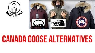 Canada Goose Alternatives: Compared and Reviewed