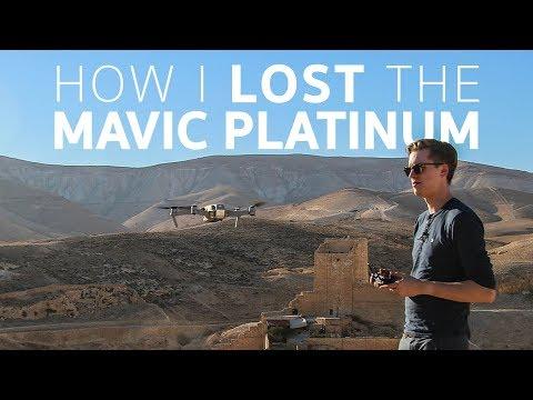 How I lost my DJI Mavic Pro Drone in Israel | Travel Vlog