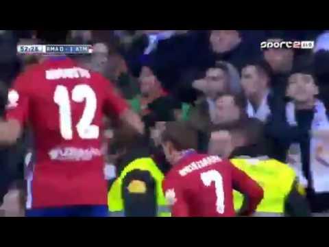 El Atlético venció al Real Madrid en el Bernabéu y lo dejó lejos de la pelea